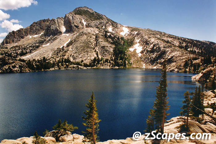 Mid-Sierra Lakes & Peaks | zScapes Adventures
